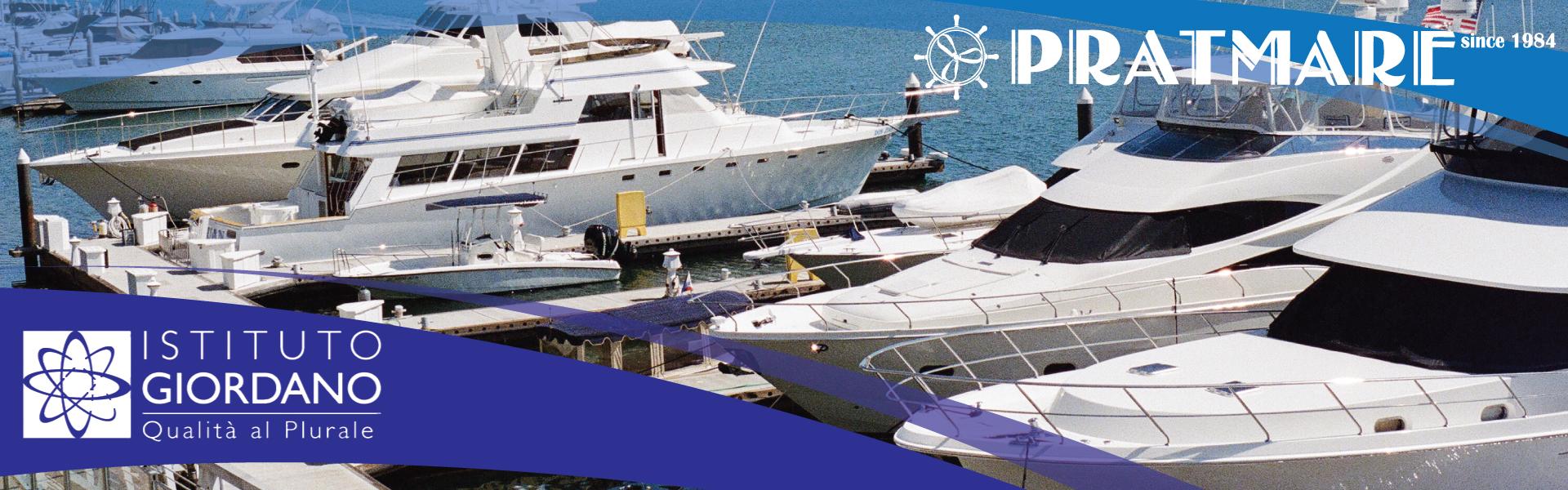 Pratmare - Servizi di Consulenza Nautica da Diporto - Messina e - Sicilia