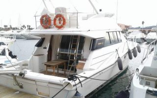 Uniesse 48 Fly